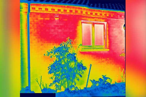 Thermal Imaging Survey Near York