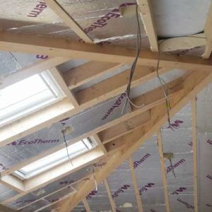 Eco roof system Yorkshire