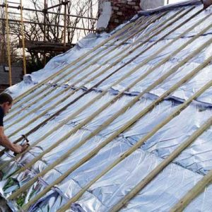 Warm roof system Yorkshire